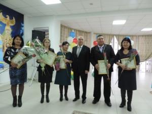 Около 40 мангыстауских медиков получили государственные награды
