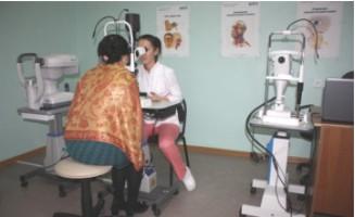 В Актау бесплатно выполнено 165 операций по микрохирургии глаз